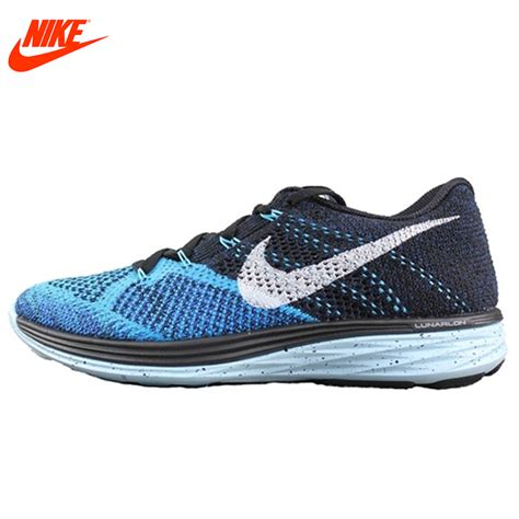 new nike flyknit running shoes original new arrival authentic nike flyknit lunar 3 s