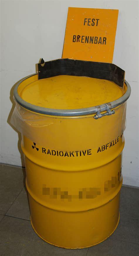 wandlen stof radioaktiver m 252 ll