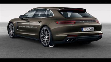 2019 Porsche Panamera by Concept 2019 Porsche Panamera Sport