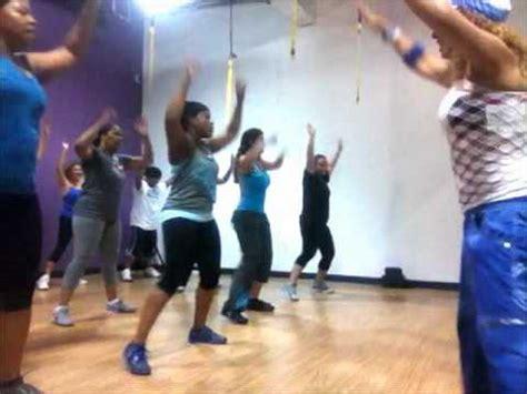 dance tutorial yeah 3x yeah 3x dance fitness youtube