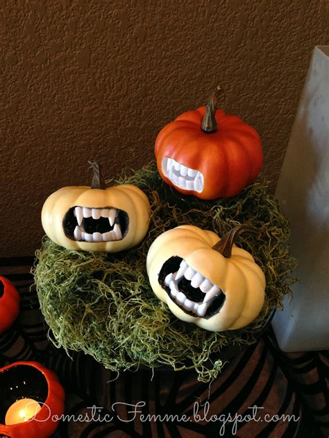Small Pumpkins Decorating Ideas by Easy Crafts Diy Projects