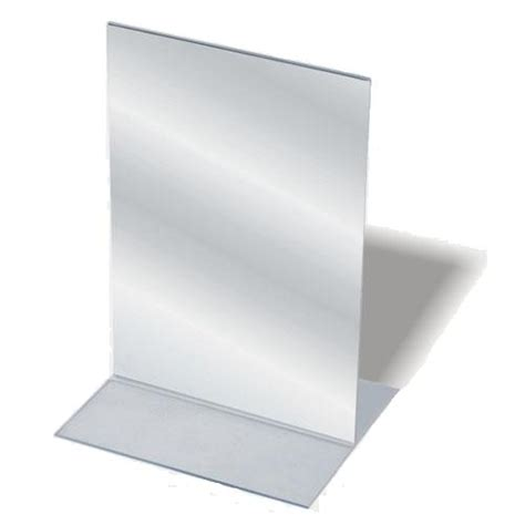 Sign Holder A4 1 a4 acrylic sided menu sign holder page