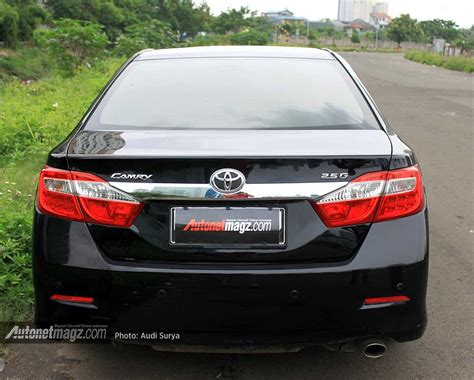 all toyota toyota all camry 2 5 g autonetmagz review mobil
