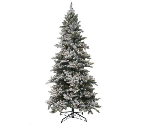 bethlehem lights 7 5 woodland pine christmas tree w