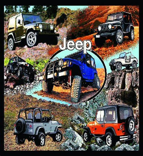 Jeep Blanket Jeep Merchandise 822otu4 Jeep 174 Wrangler Throw Blanket