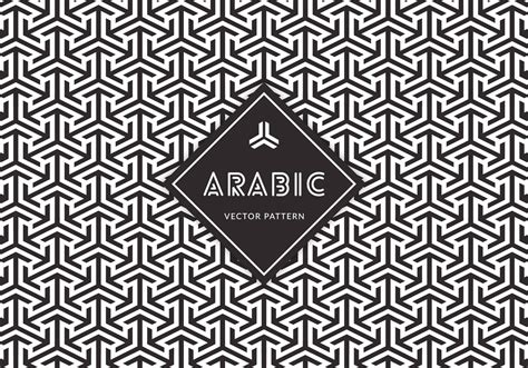 pattern image svg arabic seamless vector pattern download free vector art