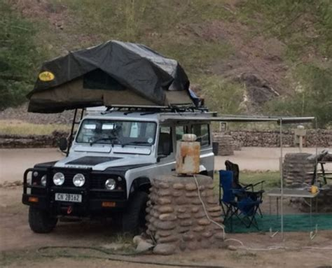 land rover defender safari classic overland land rover defender with safari package