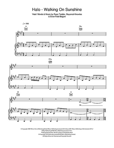halo sheet music direct partition guitare halo