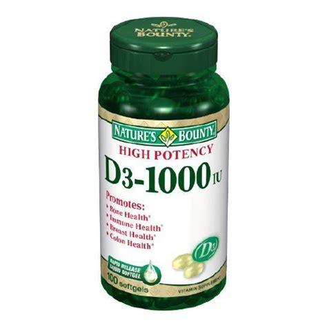 vitamin d supplement dosage bettymills vitamin d 3 supplement nature s bounty 1000 iu