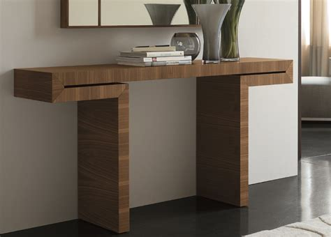 modern console table porada miyabi console table porada furniture at go modern