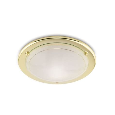 simple style 209 30bp 2 light flush ceiling