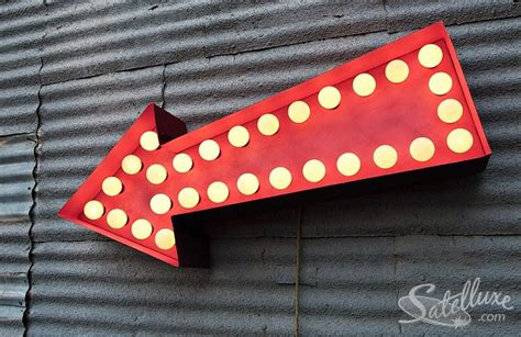 flashing lights for signs 17 best images about follow the arrow on pinterest