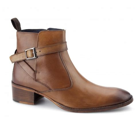 cuban heel mens boots gucinari mens leather cuban heel boots buy at