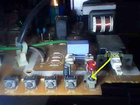 Inverter Tv Lcd Sharp Lc 22l10m Gy tips dan trik servis elektronik hamimservis