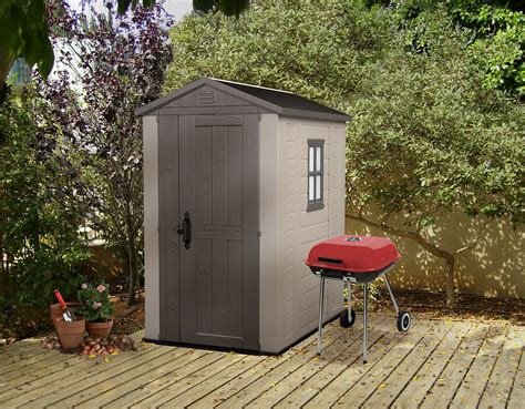 backyard storage solutions quality plastic sheds low maintenance storage solutions