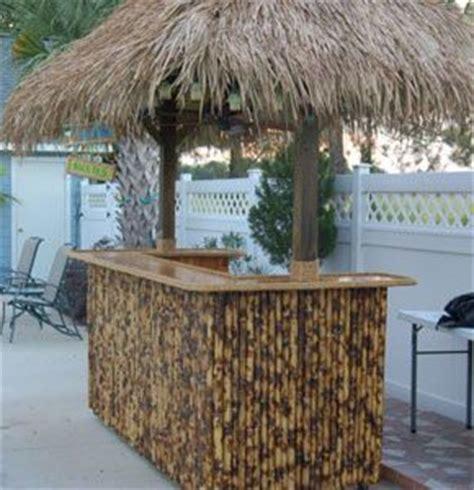 Build Your Own Tiki Bar Tiki Bar Pinterest Building A Tiki Bar Ideas