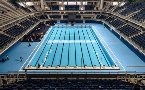 fotos de parque de piscinas y deportes im r 237 o inaugura al fin su piscina ol 237 mpica