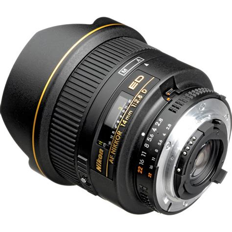 Nikon 14mm F 2 8d Ed Af nikon af nikkor 14mm f 2 8d ed lens digital photography live