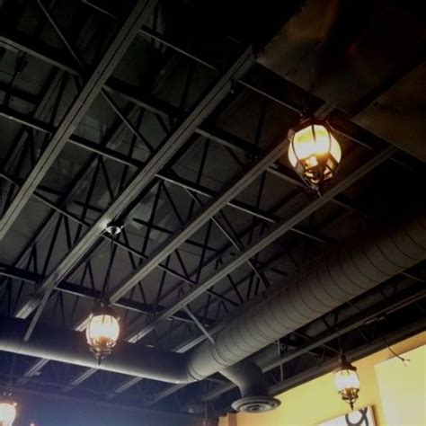spray painting ceiling 20 stunning basement ceiling ideas are completely overrated