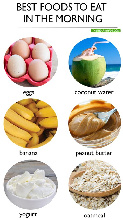 what are the best foods to eat 10 best foods to eat in the morning theindianspot