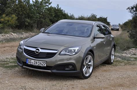 Audi B Nde by Opel Insignia Country Tourer Keine 220 Berraschung Auch