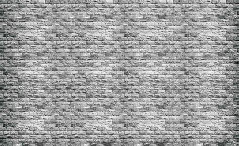Muro In Mattoni by Carta Da Parati Muro Mattoni Grigio Europosters It