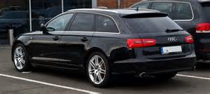 2014 audi a6 avant c7 pictures information and specs