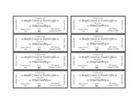 templates for event tickets event tickets office templates