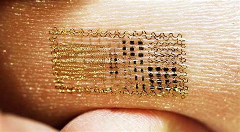 electronic tattoo printer researchers print flexible electronic tattoo directly onto