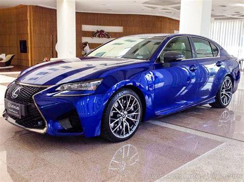 lexus philippines 2016 lexus gs f arrives in the philippines auto industry