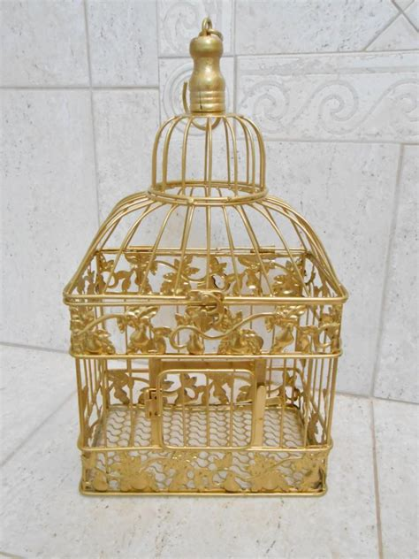 Wedding Card Box Birdcage by Small Gold Wedding Birdcage Wedding Card Box Wedding