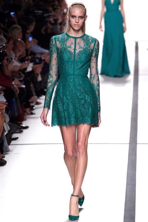 Ready Larissa Dress 3 2014 ready to wear by elie saab dresses by eliee