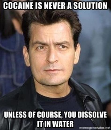 charlie sheen cocaine meme related keywords charlie
