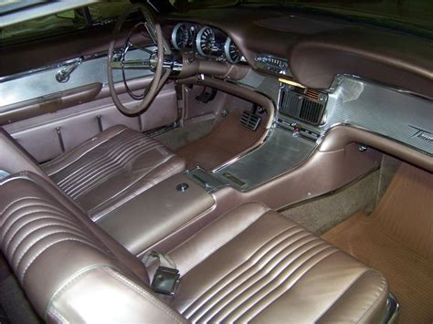 1963 Thunderbird Interior by 1963 Ford Thunderbird 2 Door Hardtop Barrett Jackson