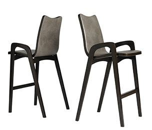 A Rudin Bar Stools by A Rudin 717 Bar And Counter Stool Seating Barstool
