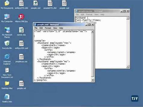 css tutorial in xml xml tutorial 45 css basics youtube