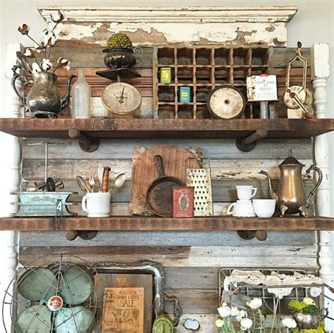 17 best ideas about antique kitchen decor on