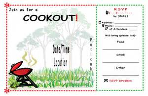 Cookout Flyer Template by Leila Soliman Creativity Project Dabbling In