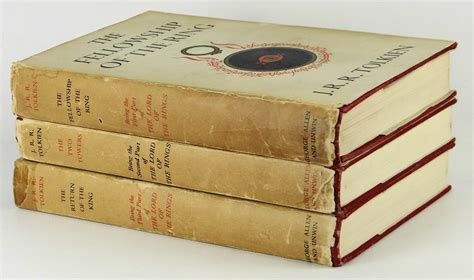 the first collection of first edition fantasy first edition hunt lord of the rings