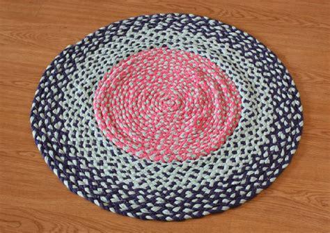 como hacer una alfombra redonda  trapillo comunidad leroy merlin