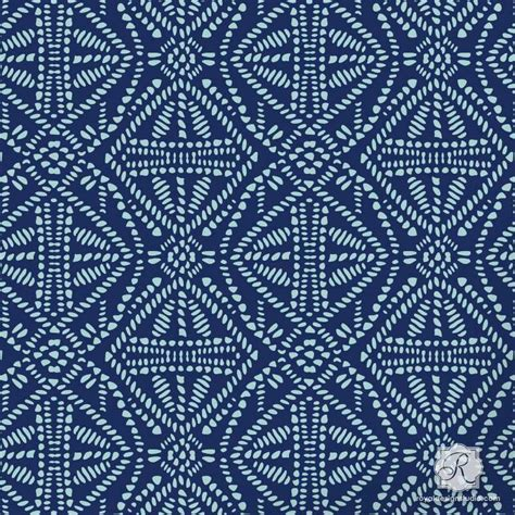 batik pattern border tribal batik allover craft stencil royal design studio