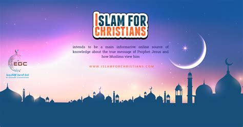 in islam islam for christians your way to a better understanding