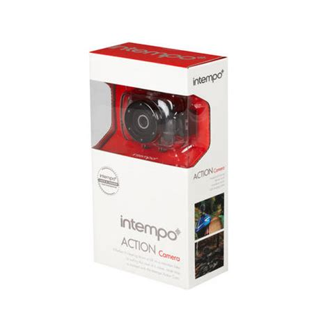 action housing intempo action camera with waterproof housing gadgets no1brands4you
