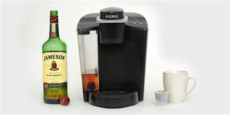 We Put Whiskey in a Keurig to Make Irish Coffee   Cool Material