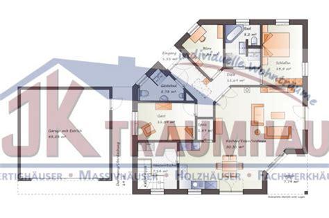 jk traumhaus preise ᐅ winkelbungalow mit angrenzender garage www jk