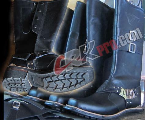 Sepatu Boot Dishub sepatu boots dllaj dishub dinas perhubungan sepatu handmade