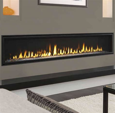 Majestic Echelon Fireplace by Echelon Ii Wide View 72 Inch Fireplace By Majestic
