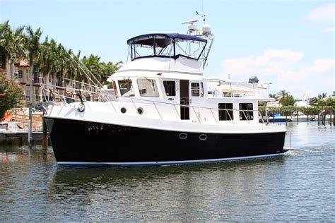 tug boats for sale used american tug 41 flybridge trawler boat for sale