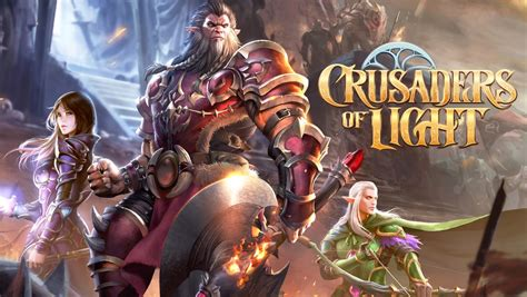 crusaders of light mmorpg crusaders of light quick look at impressive new mobile