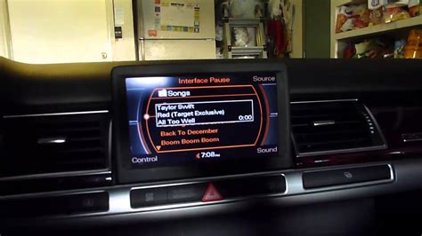 What Is Audi Ami by Inexpensive Ami Audi Music Interface For Ipods Iphones